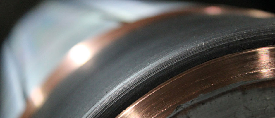Hybrid Gravure Printing Cylinders